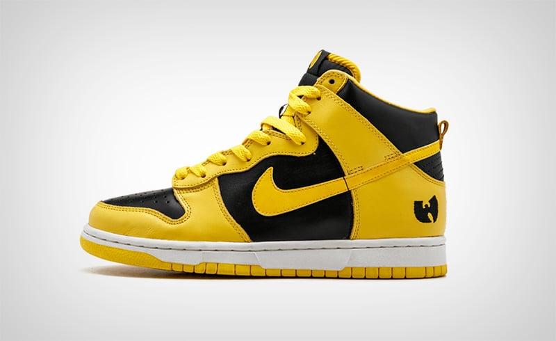 Nike Dunk High Wu Tang