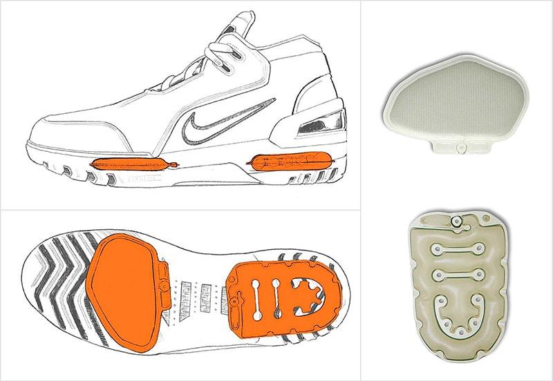 Амортизация Nike Air Zoom Generation
