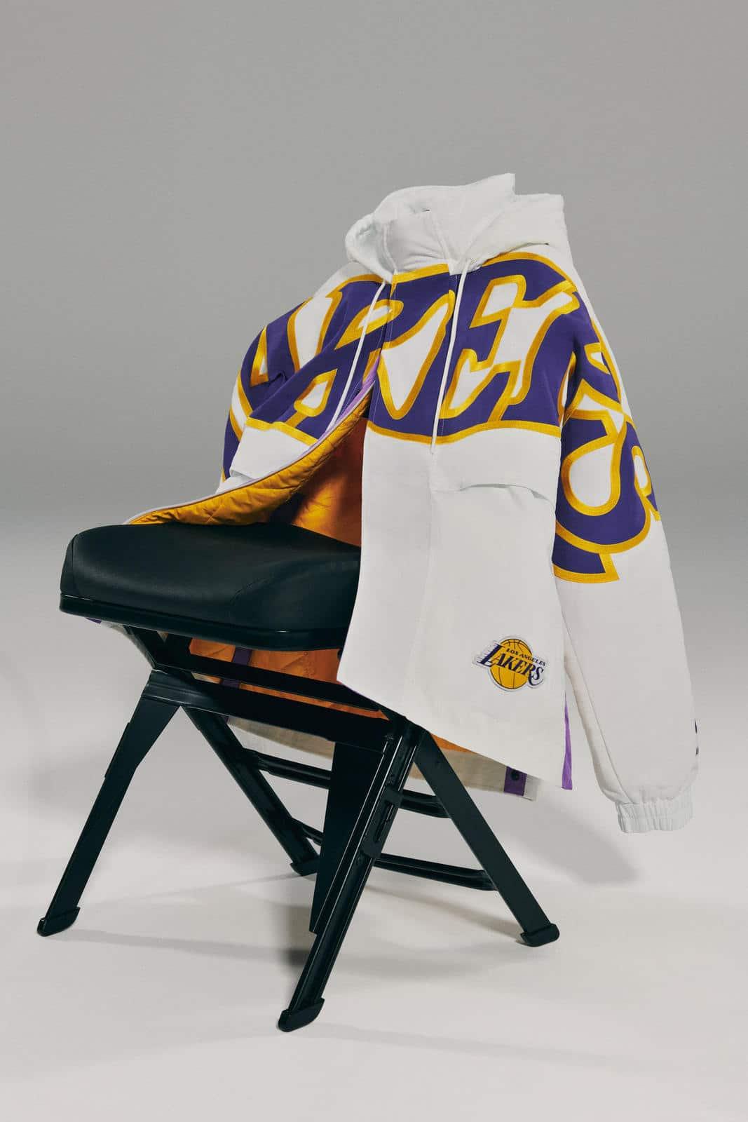 Куртка Lakers