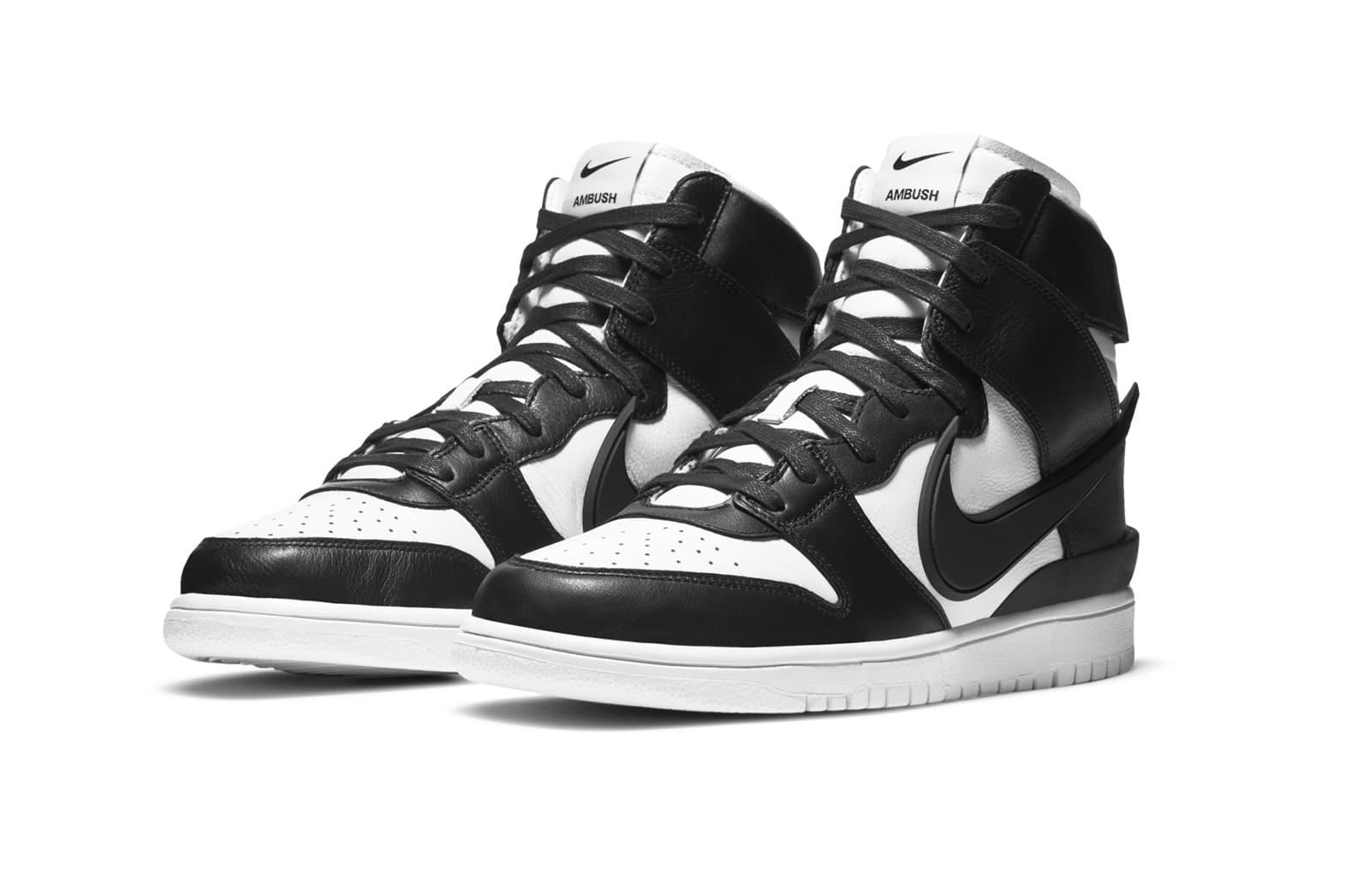 Кроссовки Nike Dunk High