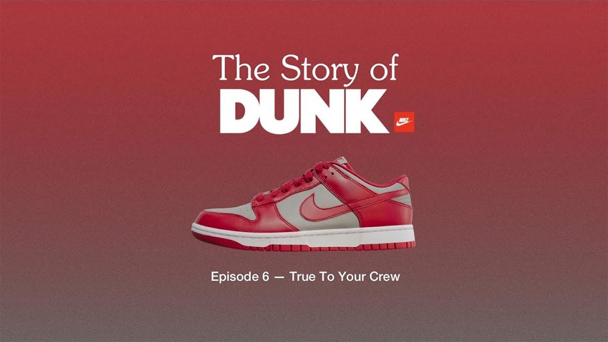 История кроссовок Nike Dunk, Эпизод 6