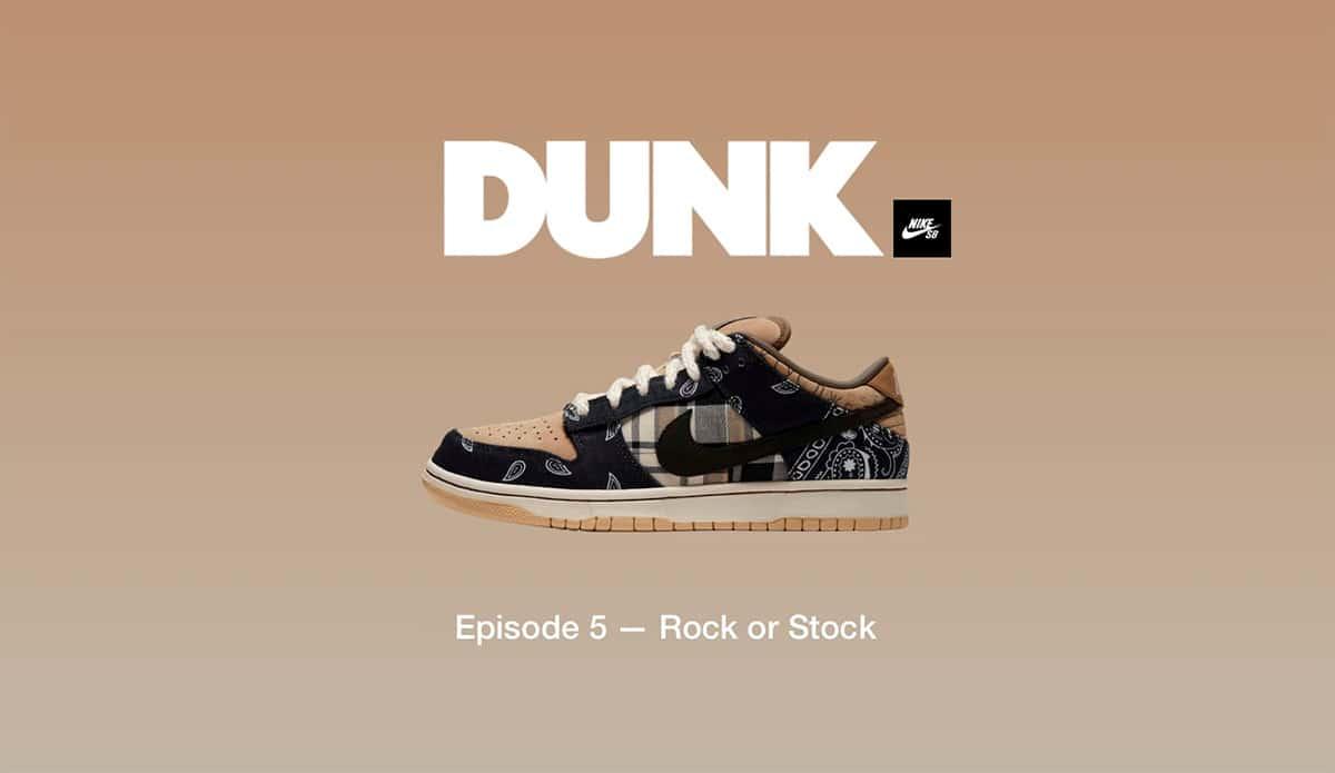 История кроссовок Nike Dunk, Эпизод 5