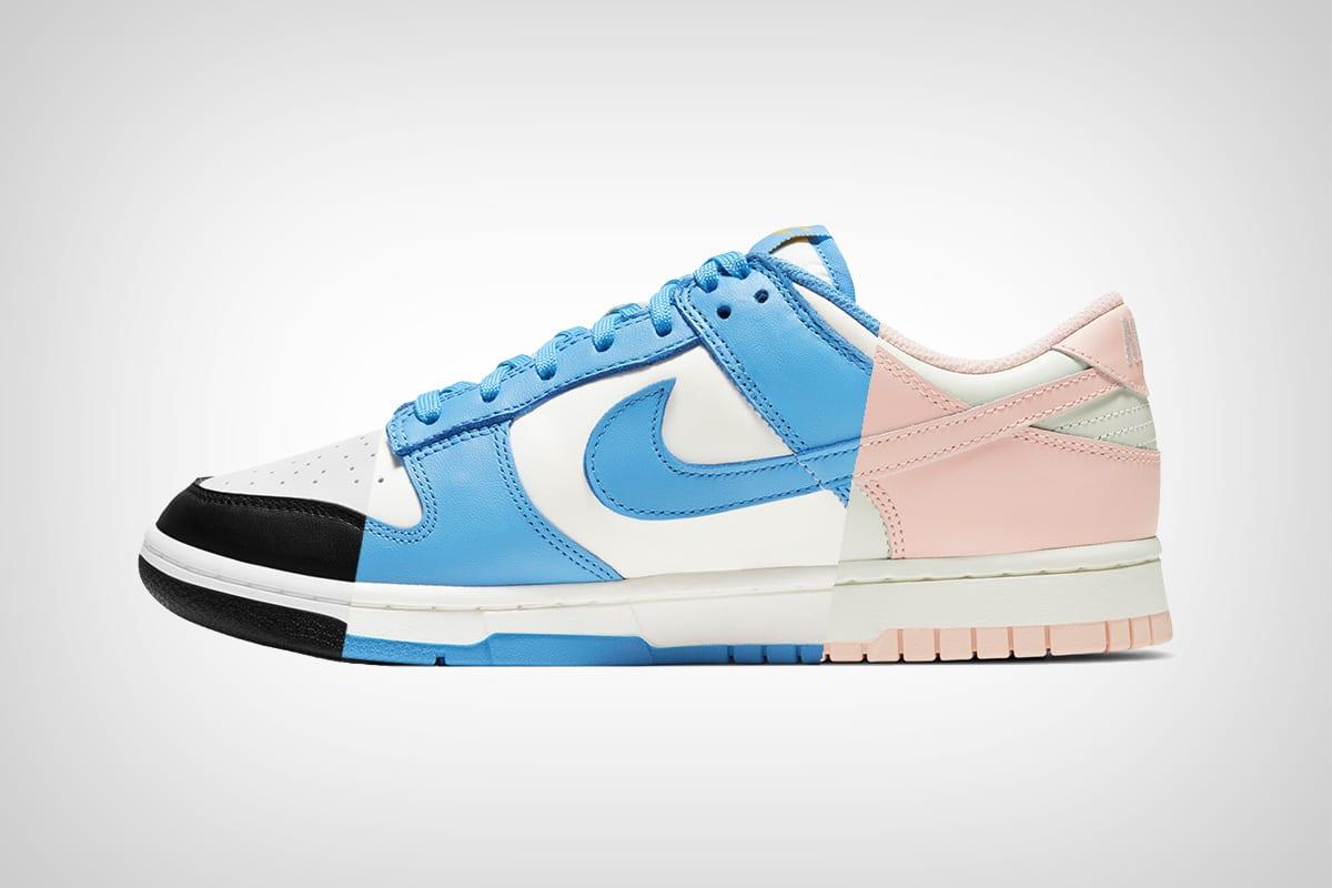 Новые расцветки Nike Dunk