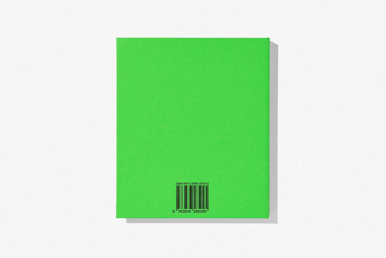Зелёная обложка