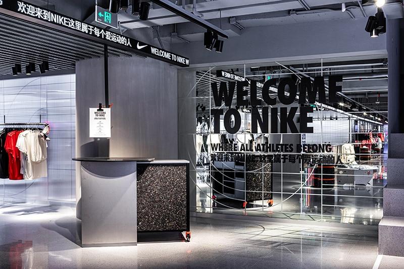 Добро пожаловать в Nike