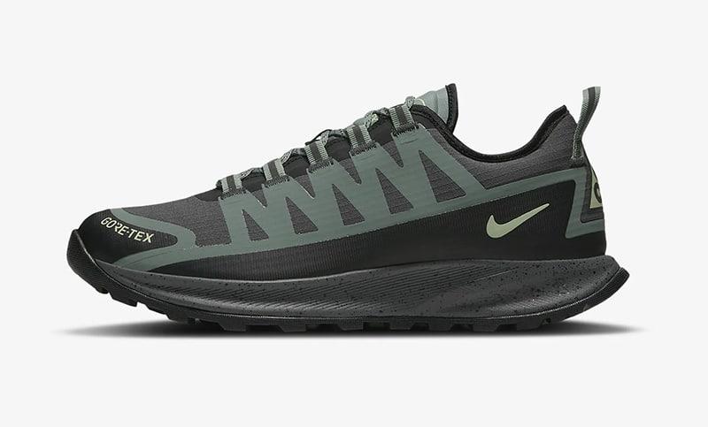 Кроссовки Nike ACG Air Nasu GORE-TEX