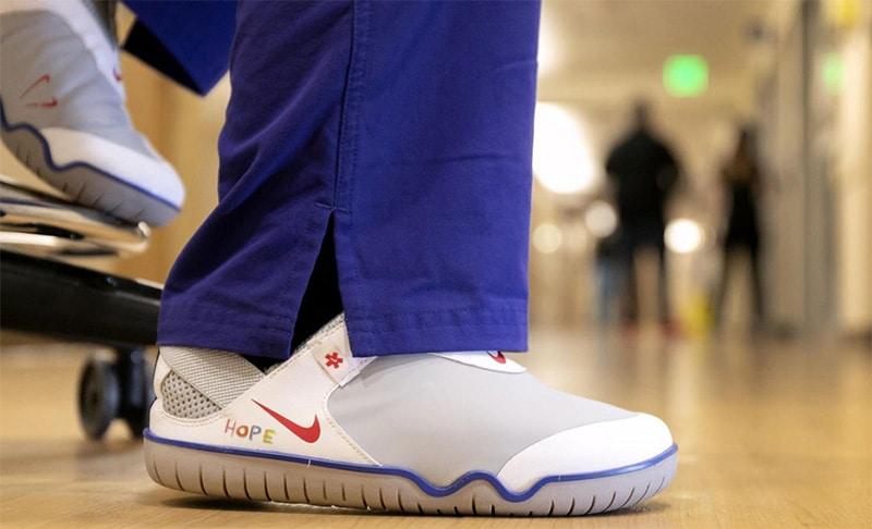 Обувь для медработников
