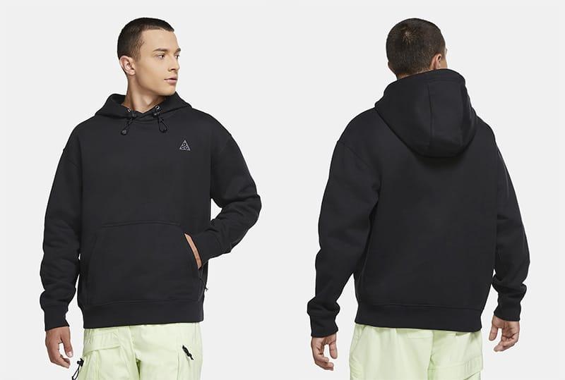Флисовая толстовка Nike ACG