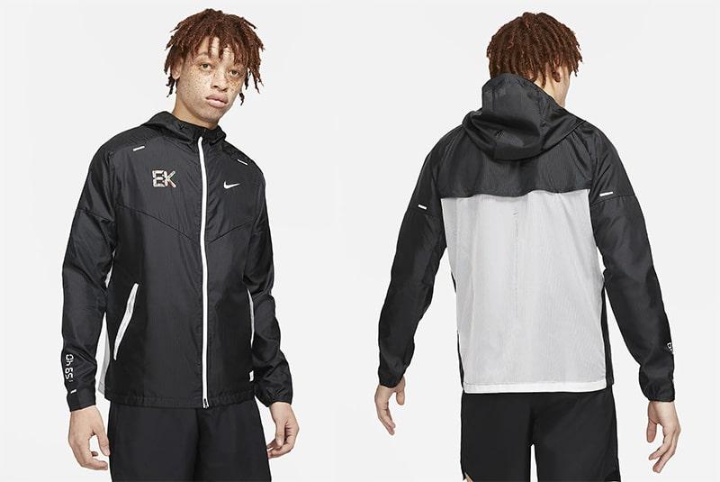 Мужская беговая куртка Nike Windrunner Eliud Kipchoge