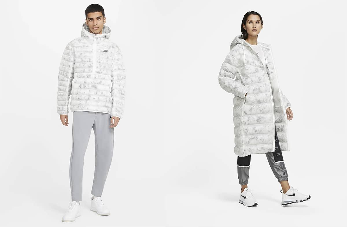 Nike Marble Ecodown Jacket