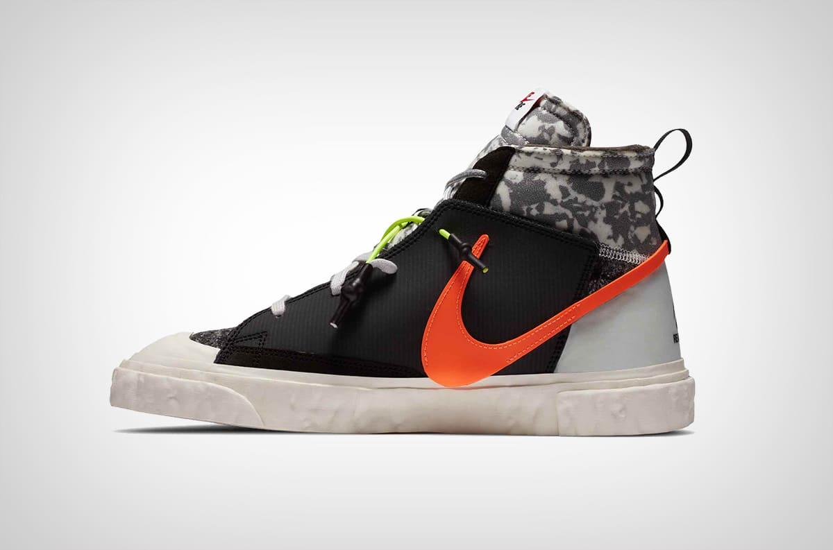Кроссовки Nike x READYMADE Blazer Mid