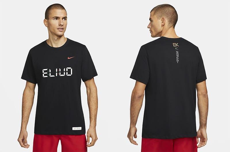 Беговая футболка Nike Dri-FIT Eliud