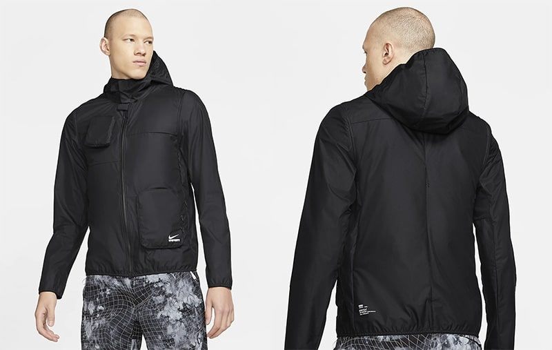 Куртка-трансформер Nike NRSL
