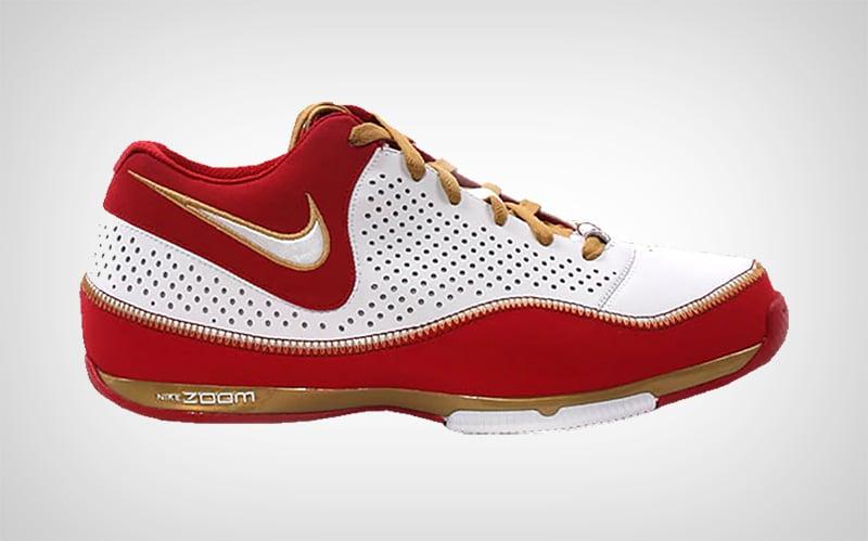 Nike Zoom BB II Low «Trash Talk»