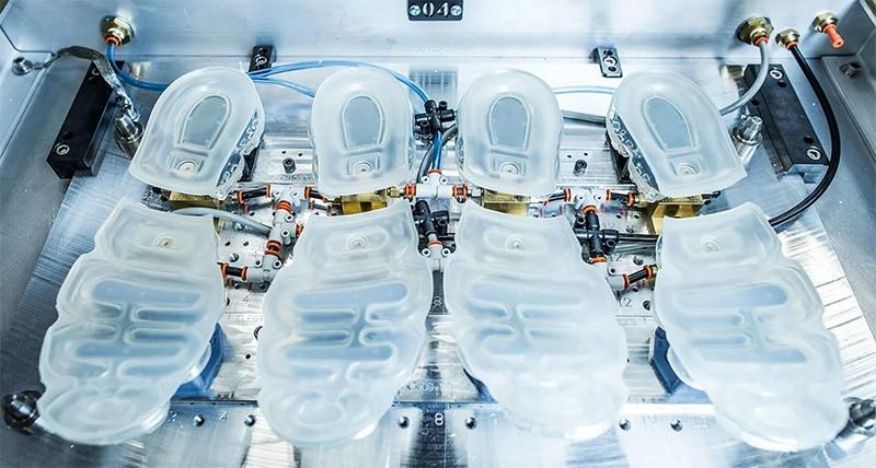 Производство воздушных подушек