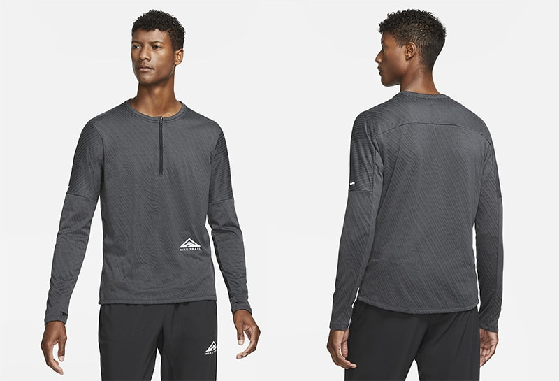 Футболка Nike Dri-FIT с длинным рукавом