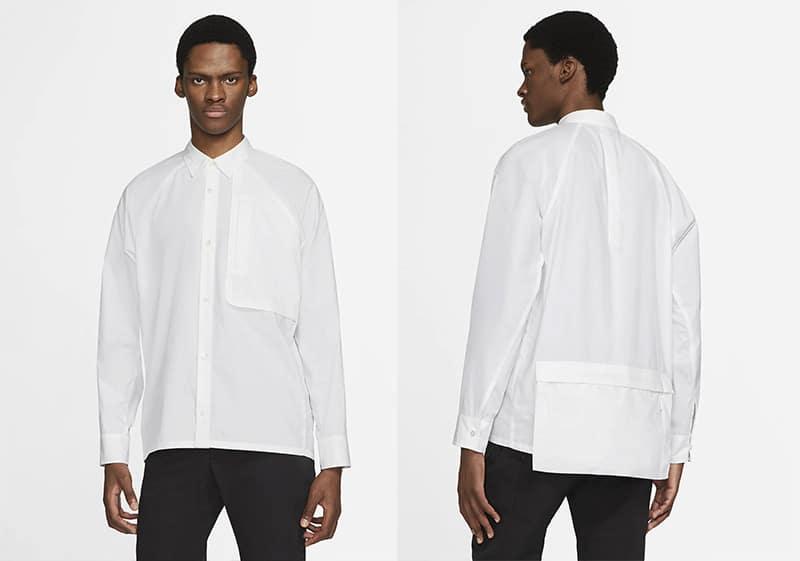 Мужская рубашка Nike ESC