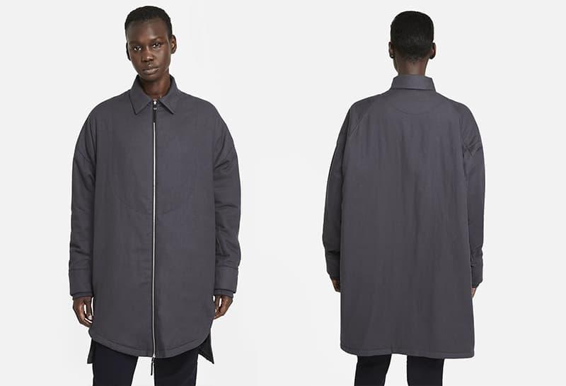 Женская куртка с наполнителем Nike ESC