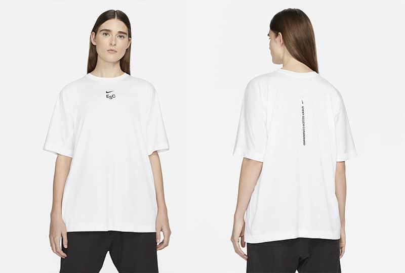 Женская футболка Nike ESC