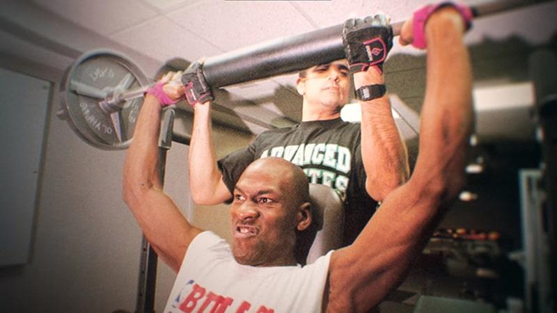 Упражнения с железом