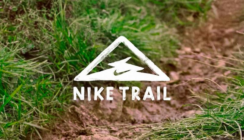 Логотип линейки Nike Trail