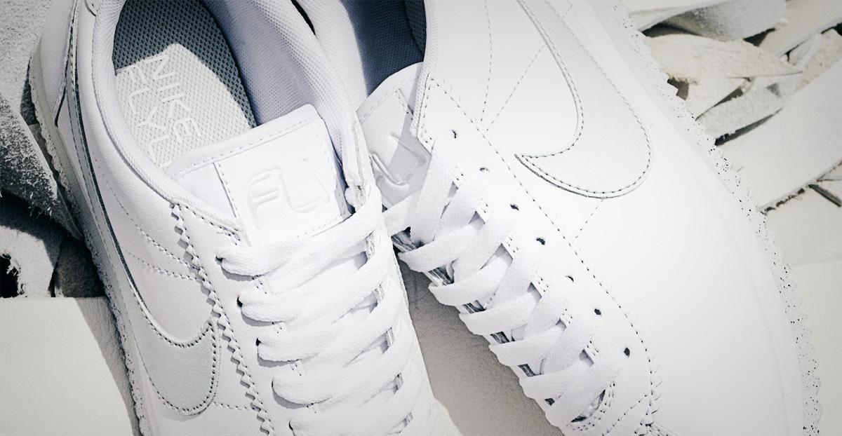 Материал Nike Flyleather