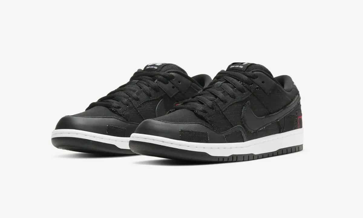 ike SB Dunk Low Wasted Youth