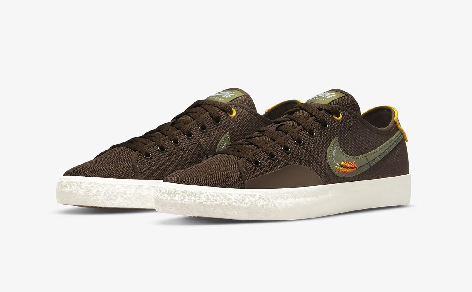 Внешний вид Nike SB BLZR Court DVDL