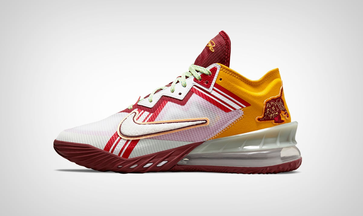 LeBron 18 Low x Mimi Plange «Higher Learning»