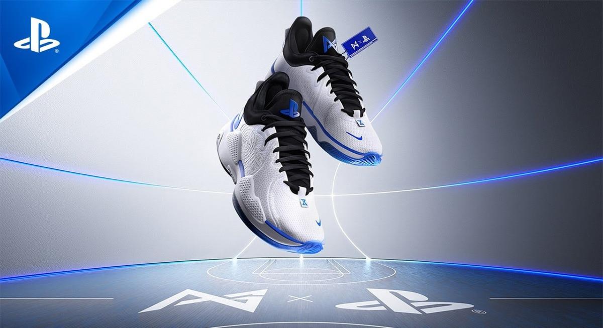 Кроссовки Nike PG 5 PlayStation 5