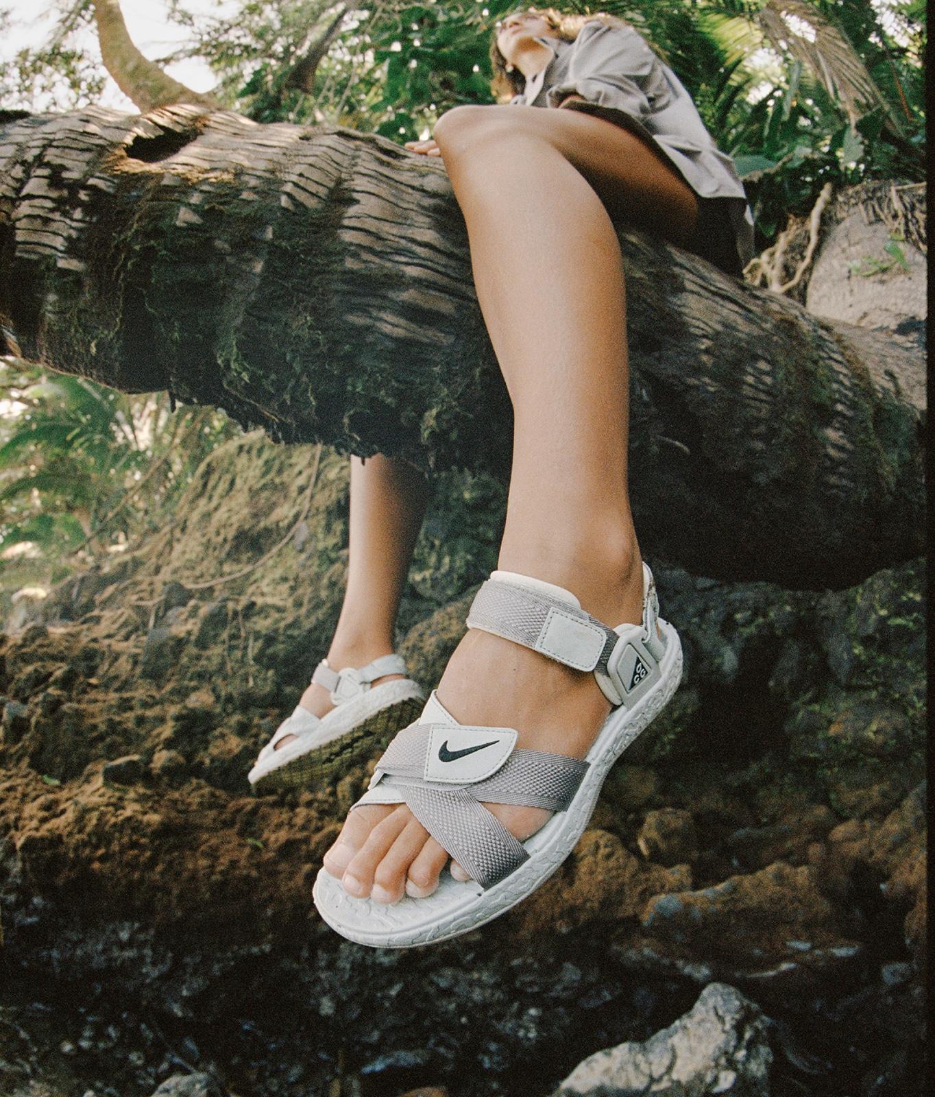 Удобные сандалии