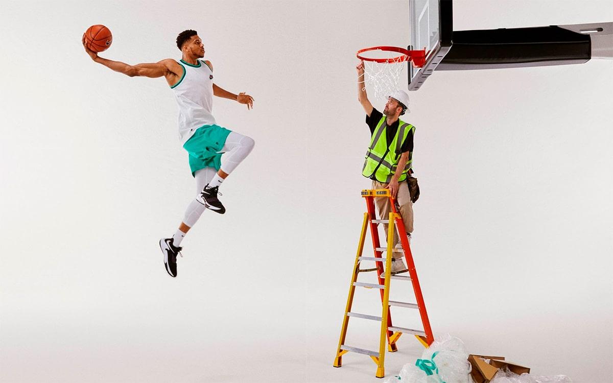 Яннис в прыжке