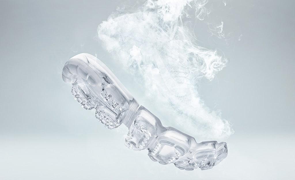 Экологичная технология Nike Air