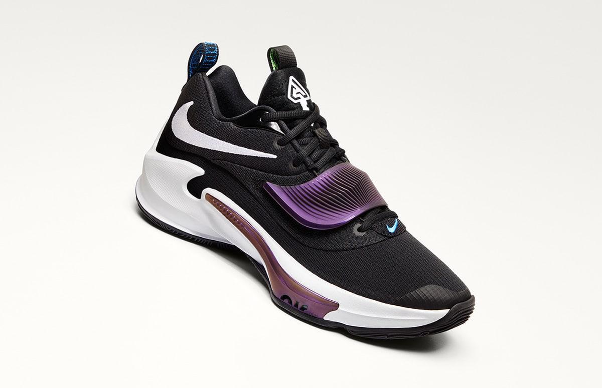 Чёрно-пурпурная расцветка «Project 34»