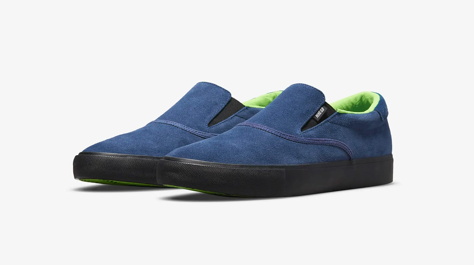 Кроссовки Nike SB Verona Slip Leo Baker