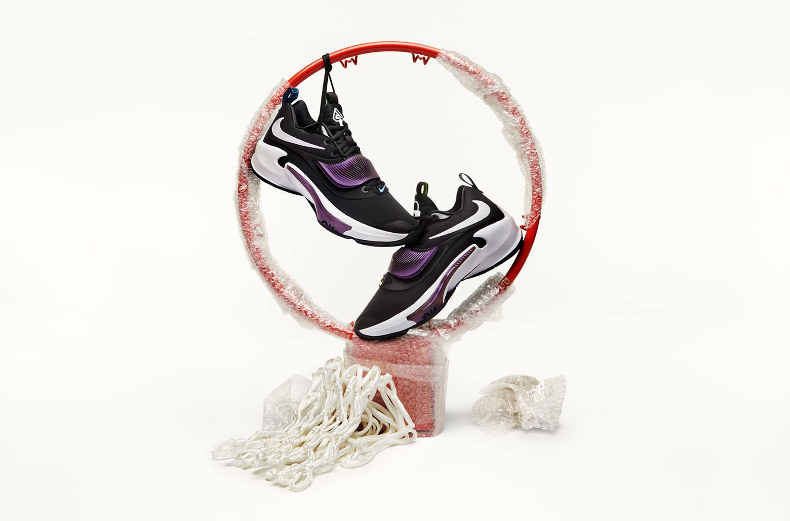 Пара Nike Zoom Freak 3