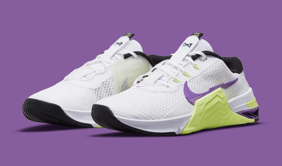 Расцветка «Purple/Neon»
