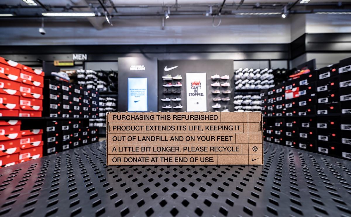 Программа Nike Refurbished