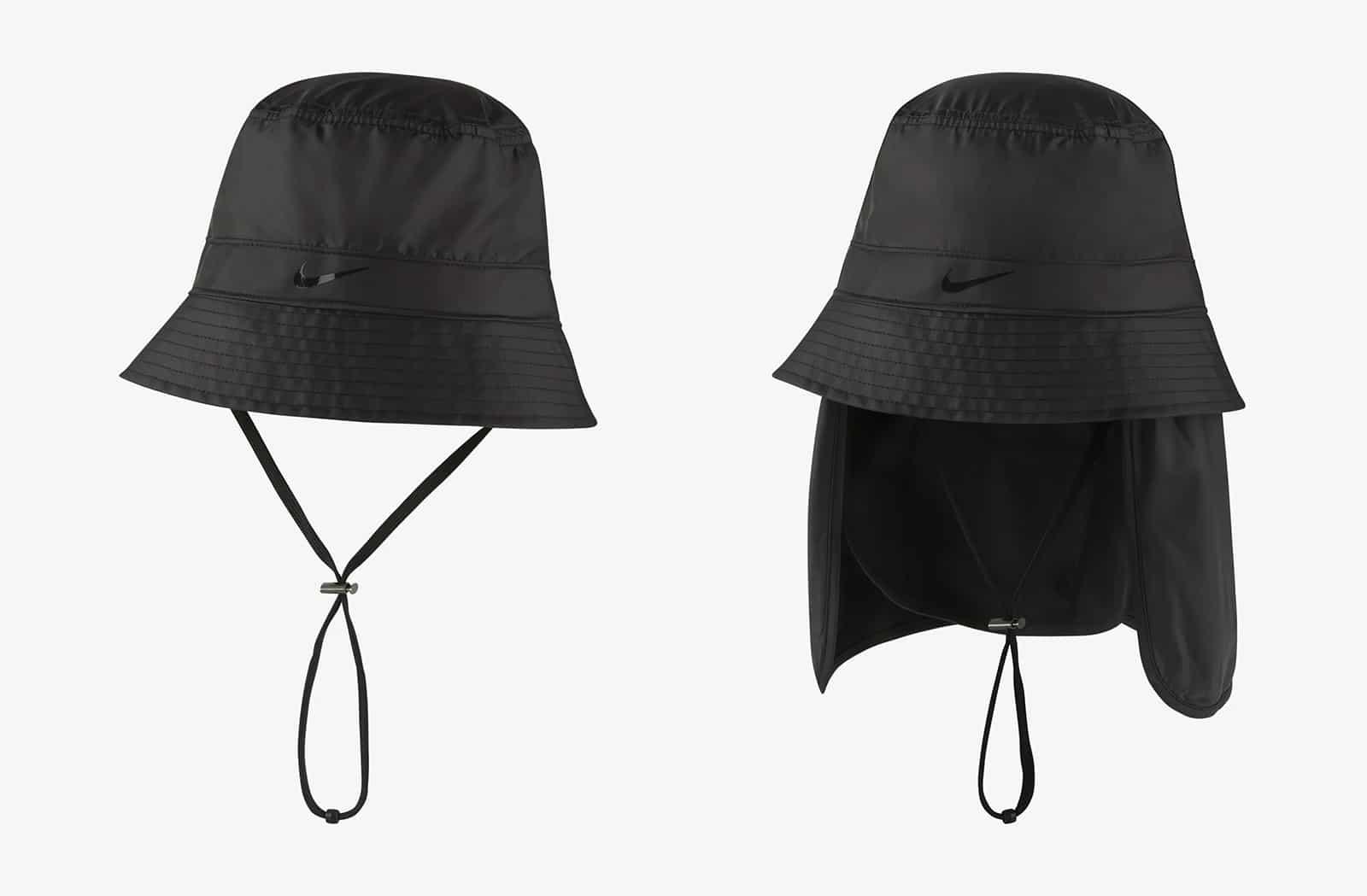Теннисная шляпа-ведро