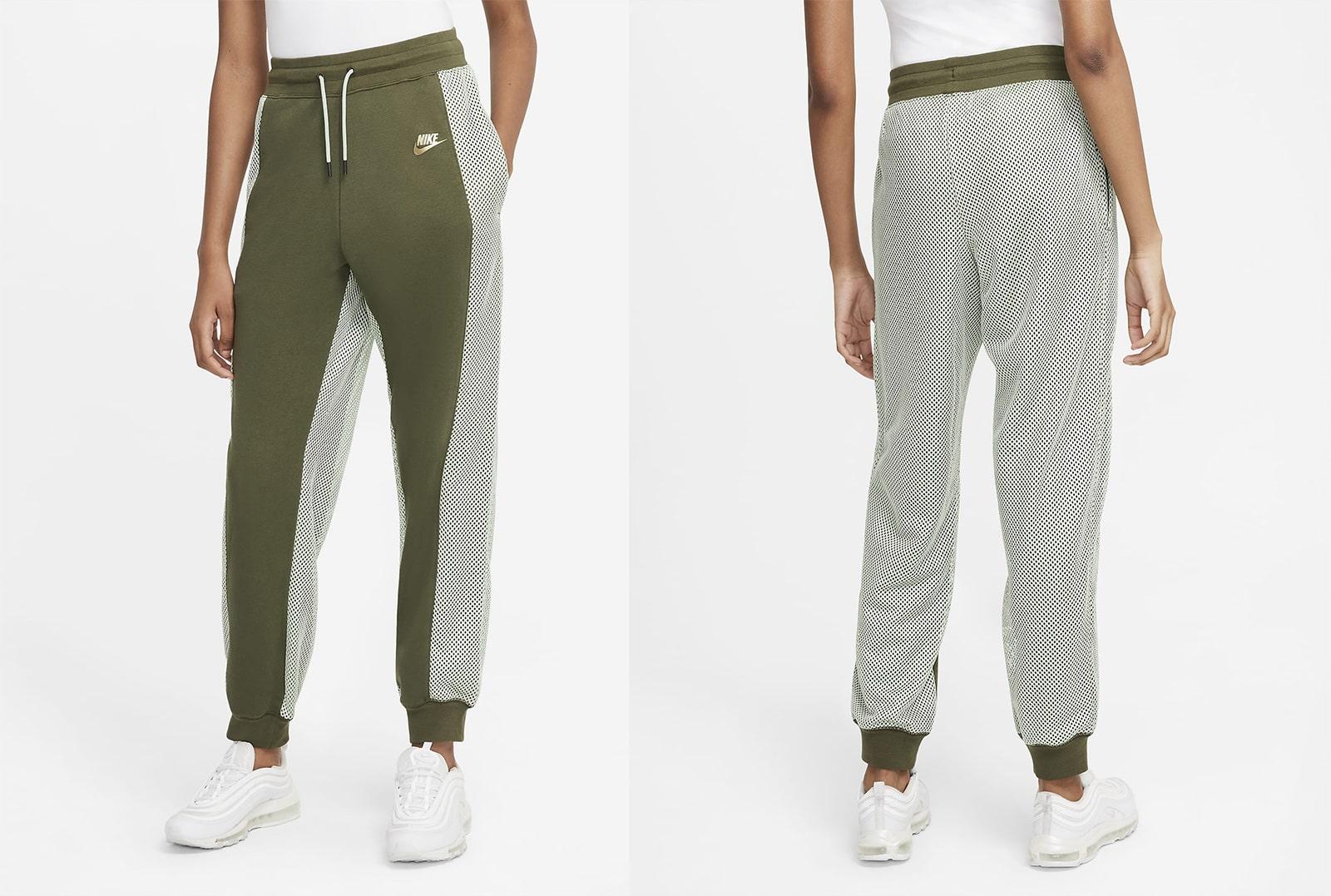 Женские теннисные флисовые брюки