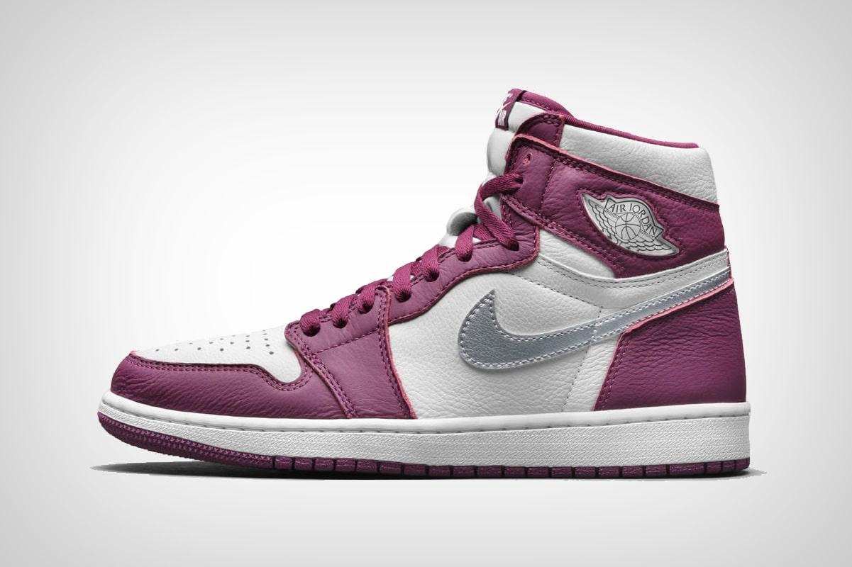 Зимние Air Jordan 1 High OG