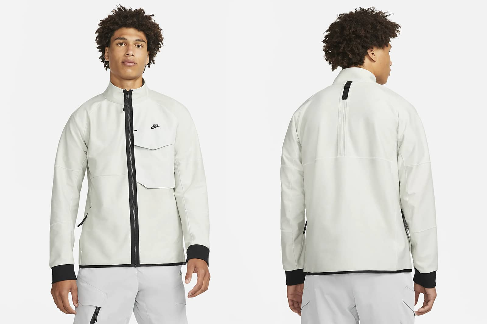Мужская куртка Nike Sportswear Dri-FIT Tech Pack