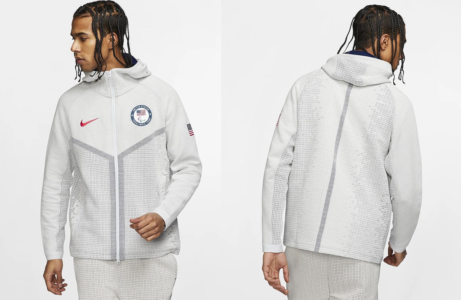 Мужская худи Nike Sportswear Tech Pack