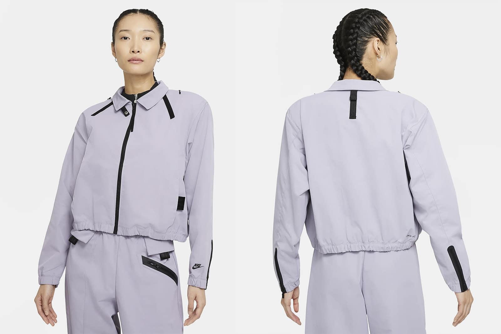 Женская куртка Nike Sportswear Tech Pack