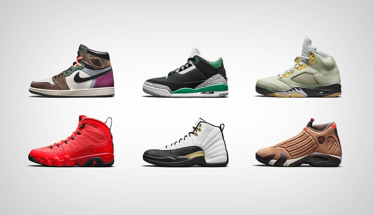 Зимние кроссовки Air Jordan