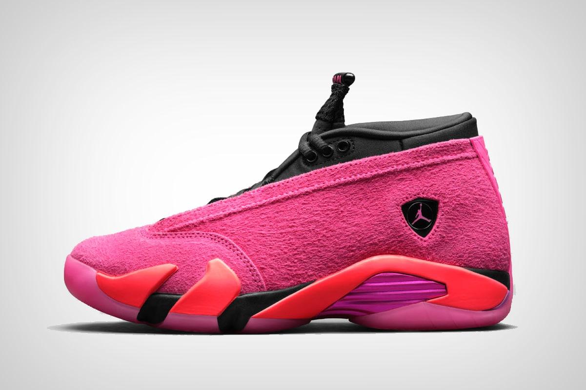 Женские Air Jordan 14 Low