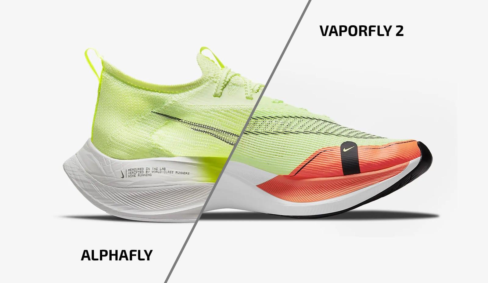 Alphafly или Vaporfly 2