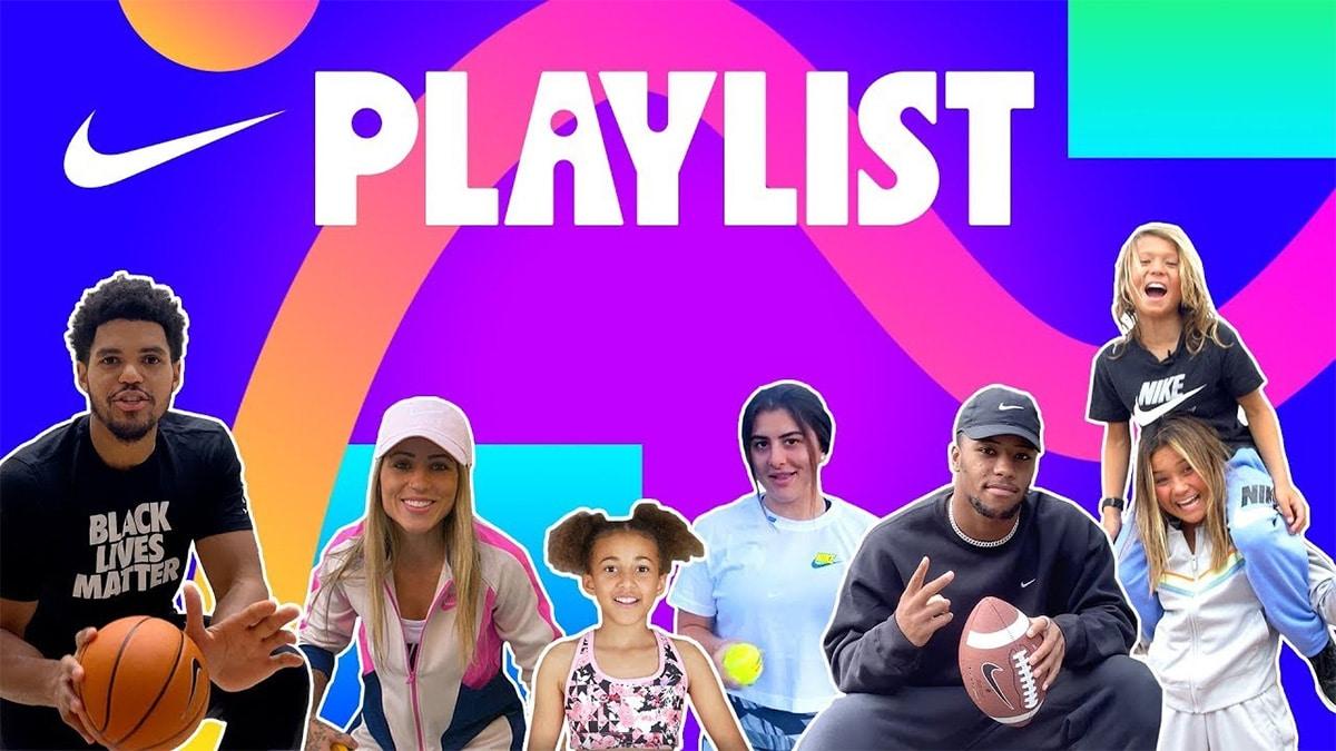 Сериал Nike Playlist
